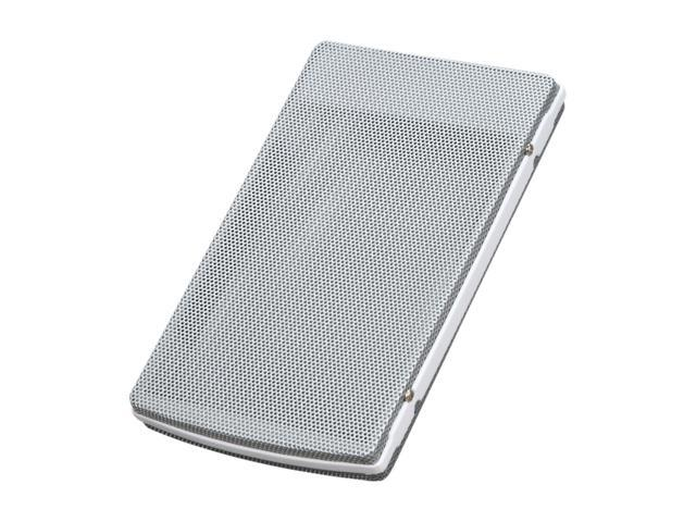Nippon Labs EN-25SATA-SLN Silver HDD Enclosure with Net Exterior Design