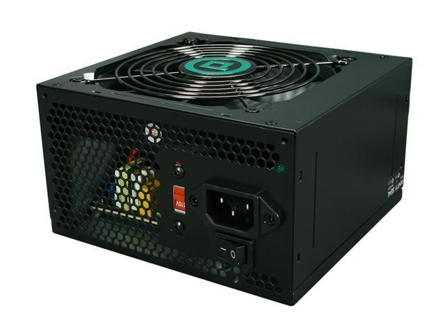 Diablotek PHD Series PHD450 450W ATX12V V2.2 Power Supply