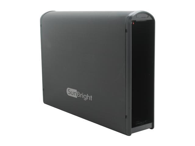 "Welland ME-340Q Black 5.25"" SATA Optical Drive Device Enclosure"