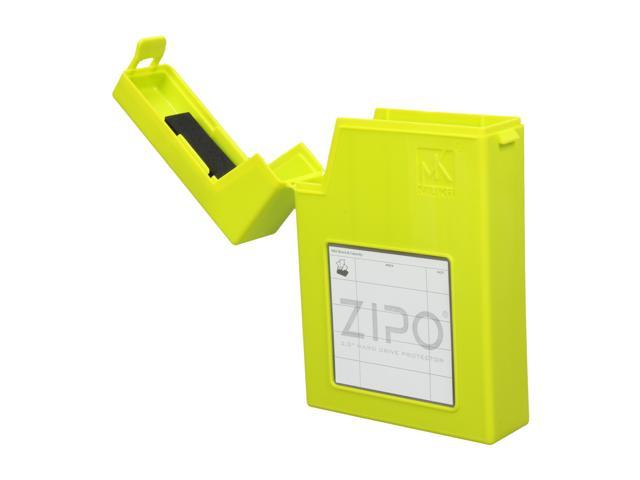 "Mukii ZIO-P010-GR 3.5"" HDD Protector, Green Color"