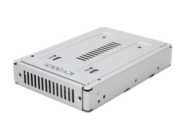 ICY DOCK EZConvert Pro MB982IP-1S-1 Full Metal 2.5