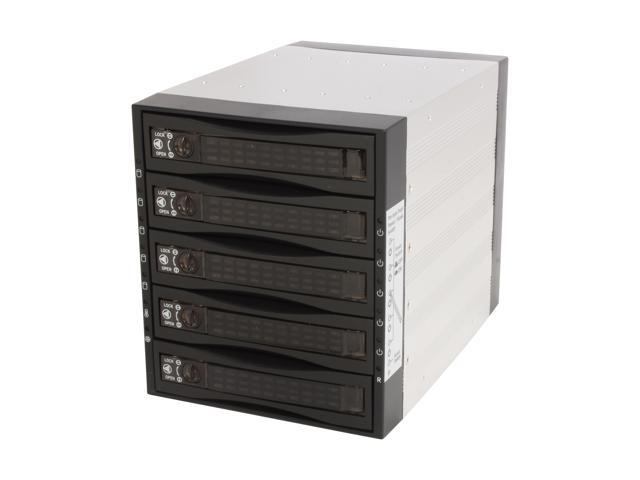 "Athena Power BP-SATA3051B 3 x 5.25"" Bays to 5 x 3.5"" HD (SATA) Backplane"