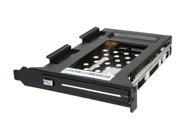 "VIZO ARS-260CI 2.5"" SATA Drive Rack can fit in an Expansion Slot"
