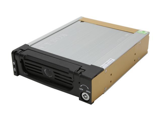 ICY BOX IB-138SK-B-II Mobile Rack for 3.5