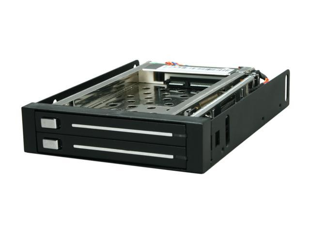 MASSCOOL MR-2501D Mobile Rack 2 Bay 2.5
