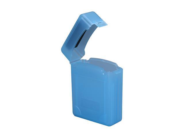 SYBA SY-ACC25012 2.5 inch IDE/Sata HDD Storage Box (Blue Color)
