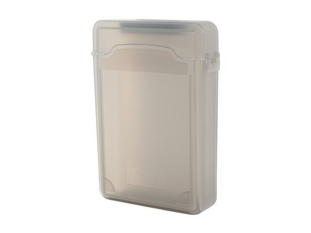 SYBA SY-ACC35013 3.5 inch IDE/Sata HDD Storage Box (Gray Color)