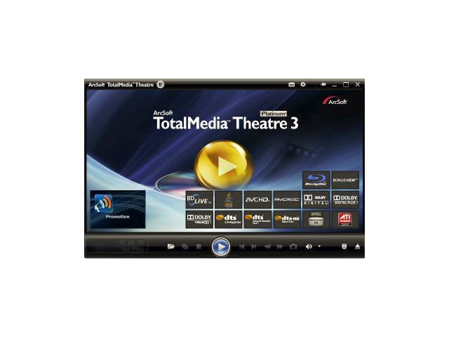ArcSoft, Inc. ArcSoft TotalMedia Theatre 3 Platinum + SimHD