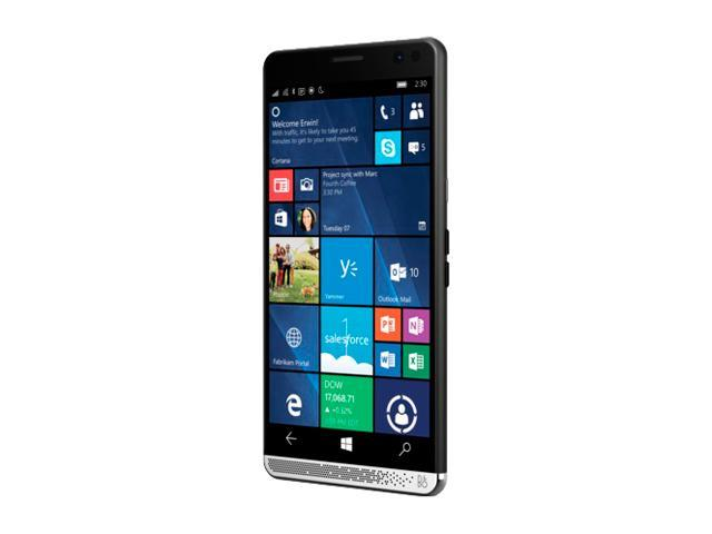 HP Elite x3 (X9U42UT#ABA) Tablet Qualcomm Snapdragon 820 (2.15 GHz) 4 GB Memory 64 GB eMMC 5.96