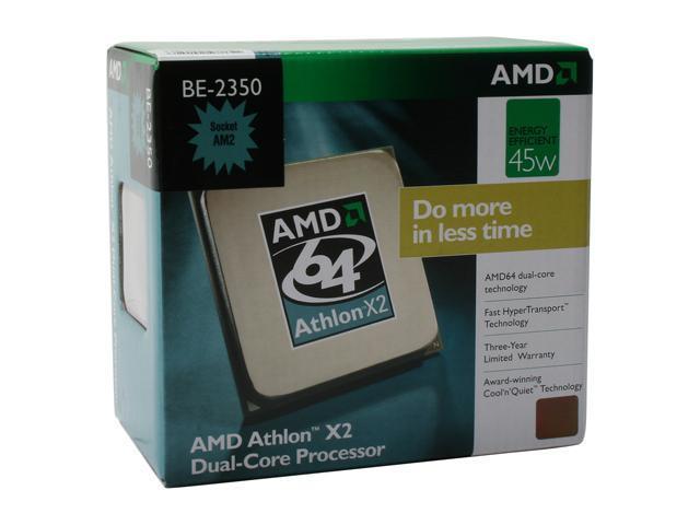 AMD Athlon X2 BE-2350 2.1 GHz Socket AM2 ADH2350DDBOX Processor