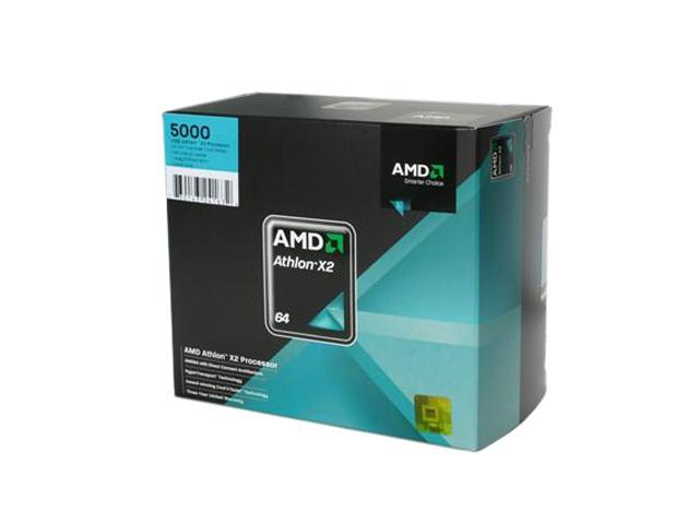 AMD Athlon 64 X2 5000 2.6 GHz Socket AM2 ADO5000DOBOX Processor