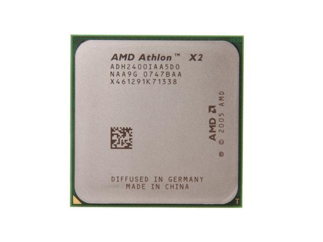 AMD Athlon X2 BE-2400 Brisbane Dual-Core 2.3 GHz Socket AM2 ADH2400IAA5DO Processor