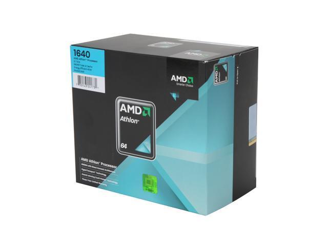 AMD Athlon 64 LE-1640 2.7 GHz Socket AM2 ADH1640DPBOX Processor
