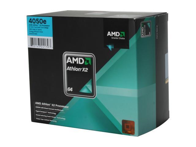 AMD Athlon X2 4050e 2.1 GHz Socket AM2 ADH4050DOBOX Processor