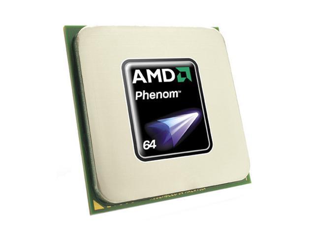 AMD Phenom 9650 Quad-Core 2.3 GHz Socket AM2+ 95W HD9650WCJ4BGH Processor