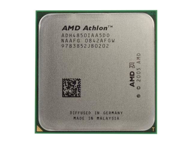 AMD Athlon X2 4850e 2.5 GHz Socket AM2 ADH4850IAA5DO Processor - OEM