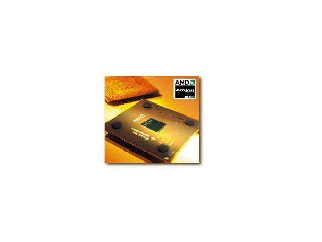 AMD Athlon XP 1800+ Single-Core 1.533 GHz Socket A AX1800DMT3C Processor