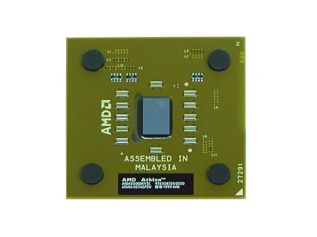 AMD Athlon XP 2200+ 1.8 GHz Socket A AXDA2200 Processor - OEM