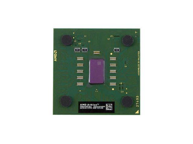 AMD Mobile Athlon XP-M 2200+ 1.667 GHz Socket A AXMD2200FJQ4C Processor - OEM