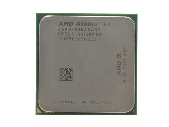 AMD Athlon 64 3500+ Venice 2.2 GHz Socket 939 ADA3500DAA4BP Processor