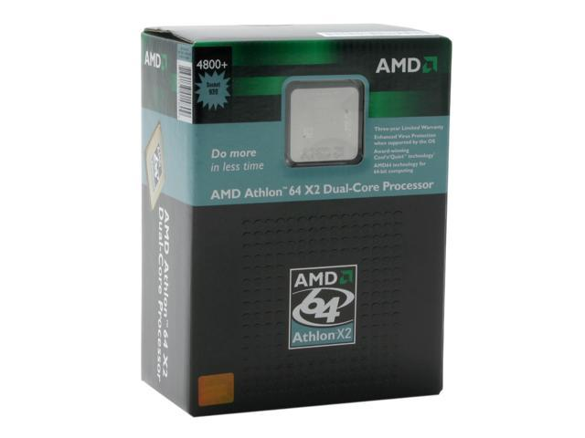 AMD Athlon 64 X2 4800+ 2.4 GHz Socket 939 ADA4800CDBOX Processor