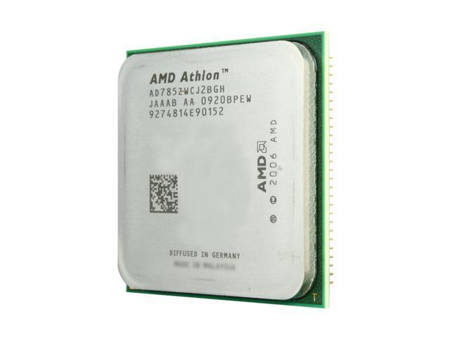 AMD Athlon X2 7850 Black Edition 2.8 GHz Socket AM2+ AD785ZWCJ2BGH Desktop Processor