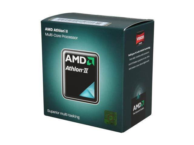 AMD Athlon II X2 245 2.9 GHz Socket AM3 ADX245OCGQBOX Desktop Processor