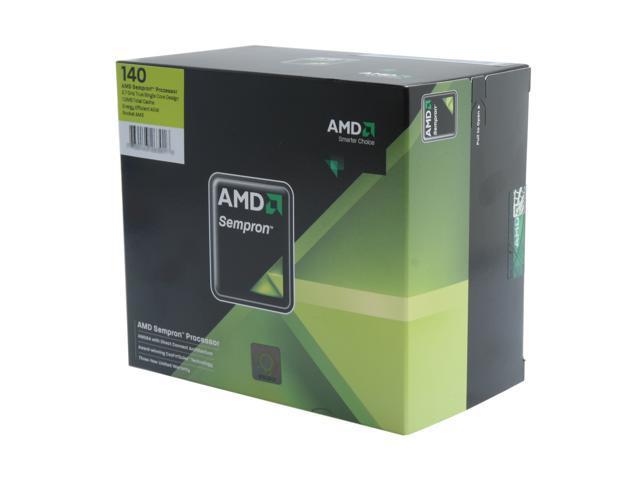 AMD Sempron 140 Sargas Single-Core 2.7 GHz Socket AM3 45W SDX140HBGQBOX Processor