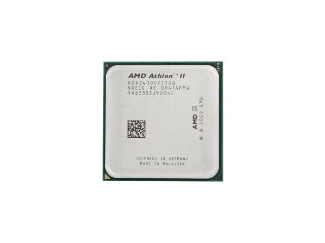 AMD Athlon II X2 240 Regor Dual-Core 2.8 GHz Socket AM3 65W ADX240OCK23GQ Processor