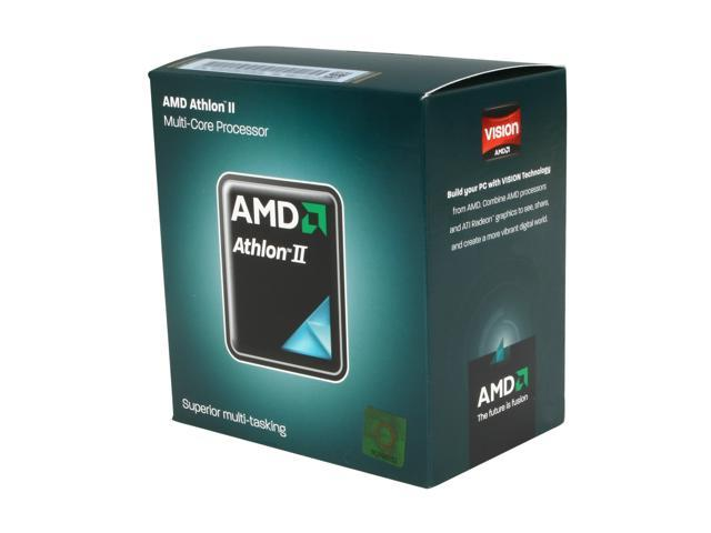 AMD Athlon II X3 440 Rana Triple-Core 3.0 GHz Socket AM3 95W ADX440WFGIBOX Desktop Processor