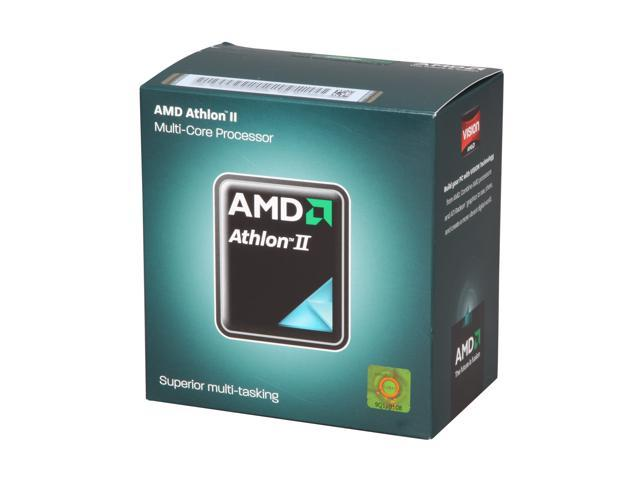 AMD Athlon II X2 255 Regor Dual-Core 3.1 GHz Socket AM3 65W ADX255OCGQBOX Desktop Processor