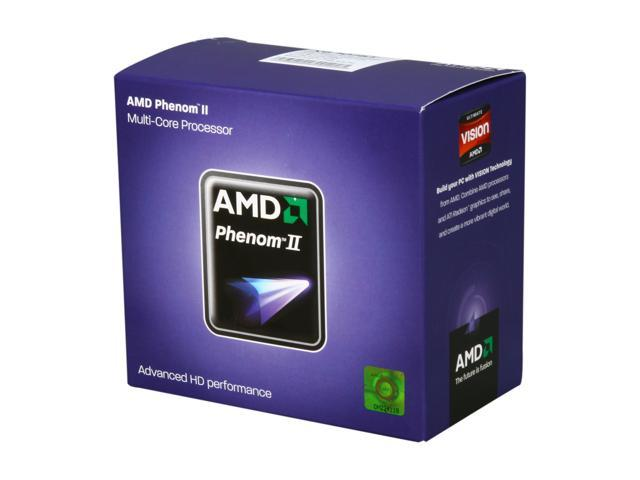 AMD Phenom II X6 1075T Thuban 6-Core 3.0 GHz Socket AM3 125W HDT75TFBGRBOX Desktop Processor