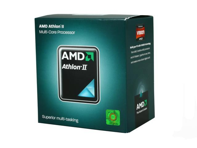 AMD Athlon II X4 640 Propus Quad-Core 3.0 GHz Socket AM3 95W ADX640WFGMBOX Desktop Processor
