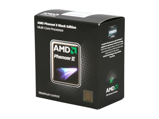AMD Phenom II X2 560 Black Edition 3.3 GHz Socket AM3 HDZ560WFGMBOX Desktop Processor