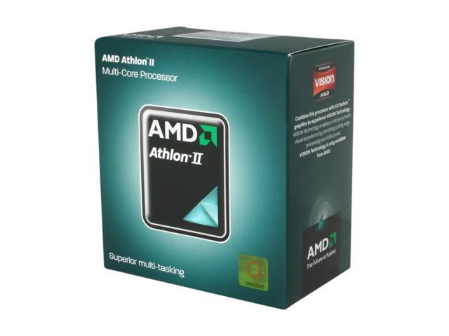 AMD Athlon II X3 455 3.3 GHz Socket AM3 ADX455WFGMBOX Desktop Processor