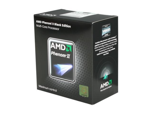 AMD Phenom II X2 565 Callisto Dual-Core 3.4 GHz Socket AM3 80W HDZ565WFGMBOX Desktop Processor