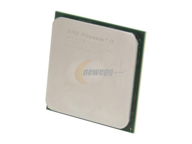 AMD Phenom II X6 1035T Thuban 6-Core 2.6 GHz Socket AM3 95W HDT35TWFK6DGR Desktop Processor