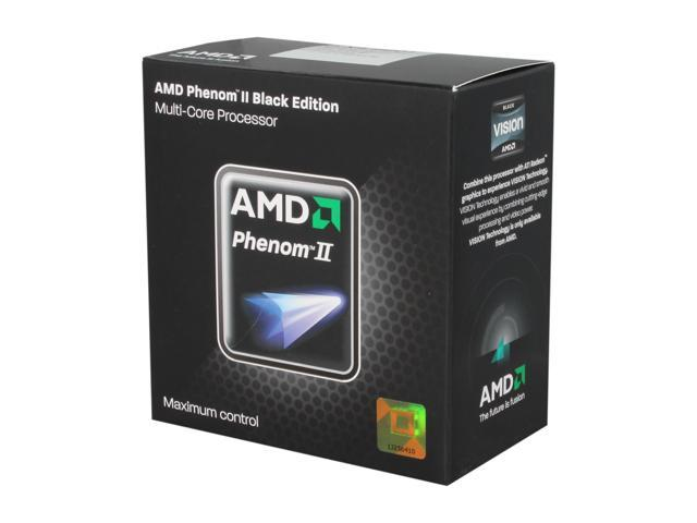 AMD Phenom II X4 960T 3.0 GHz Socket AM3 HD96ZTWFGRBOX Desktop Processor