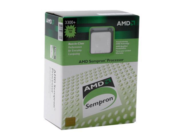 List of AMD Sempron microprocessors
