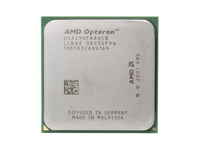 AMD Opteron 290 Italy 2.8 GHz Socket 940 95W OSA290FAA6CB Server Processor