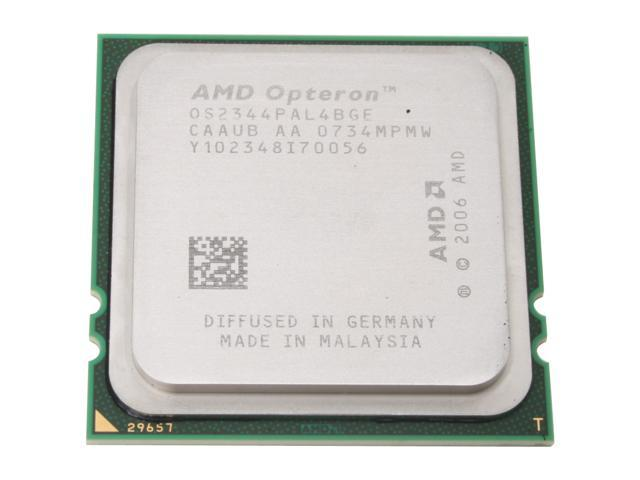 AMD Opteron 2344HE 1.7 GHz Socket F OS2344PAL4BGE Processor - OEM