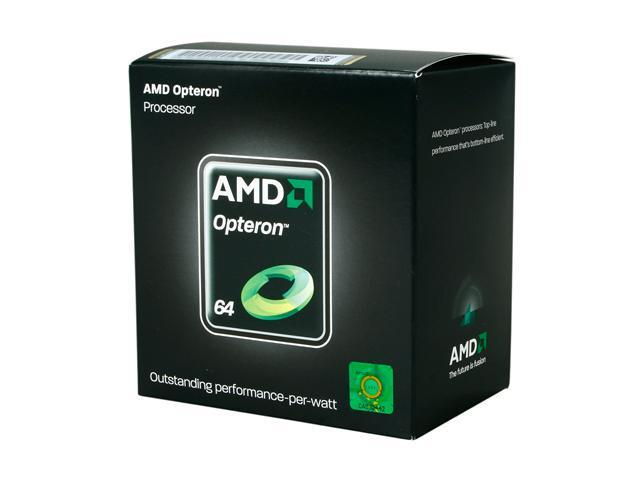 AMD Opteron 6134 Magny-Cours 2.3 GHz Socket G34 115W OS6134WKT8EGOWOF Server Processor