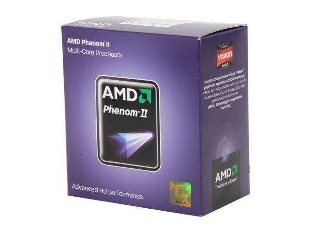 AMD Phenom II X6 1045T Thuban 6-Core 2.7 GHz Socket AM3 95W HDT45TWFGRBOX Desktop Processor