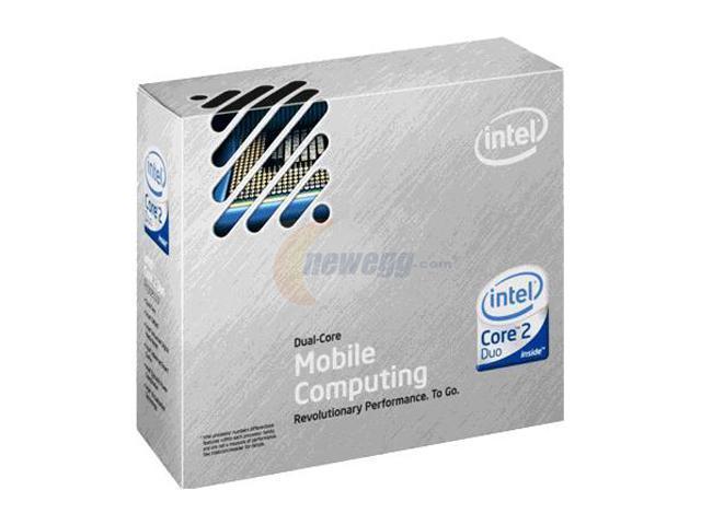 Intel Core 2 Duo T5500 1.66 GHz Socket M BX80537T5500 Processor