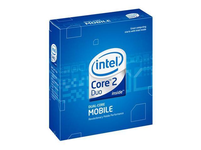 Intel Core 2 Duo T7700 2.4 GHz Socket P 35W BX80537T7700 Processor