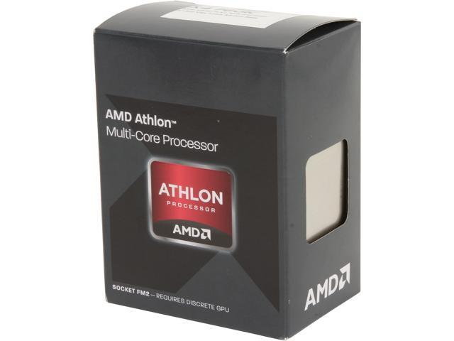 AMD 760K Richland Quad-Core 3.8 GHz Socket FM2 100W AD760KWOHLBOX Desktop Processor
