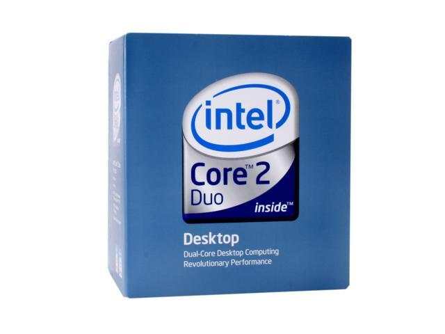 Intel Core 2 Duo E6750 Conroe Dual-Core 2.66 GHz LGA 775 65W BX80557E6750 Processor