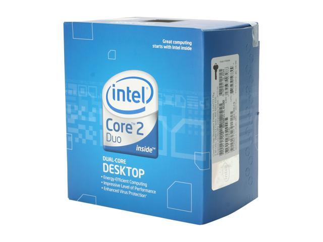 Intel Core 2 Duo E4600 2.4 GHz LGA 775 BX80557E4600 Processor