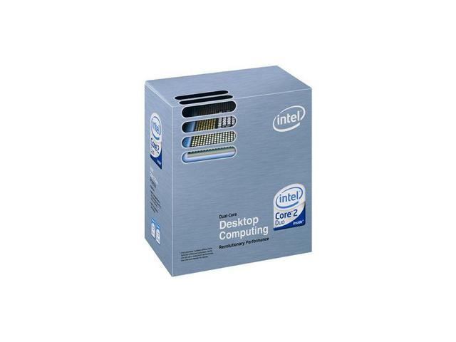 Intel Core 2 Duo E8500 3.16 GHz LGA 775 BX80570E8500 Processor