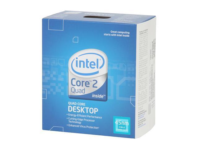 Intel Core 2 Quad Q8400 2.66 GHz LGA 775 BX80580Q8400 Processor